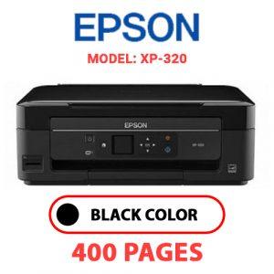 XP 320 - Epson Printer