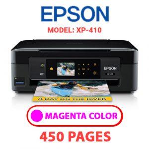 XP 410 2 - Epson Printer