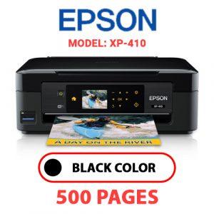 XP 410 - Epson Printer