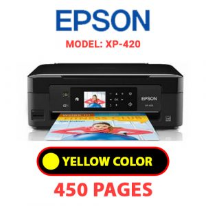 XP 420 3 - Epson Printer