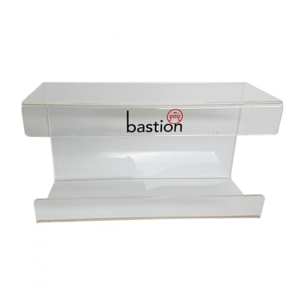acrylicbracket - Glove Dispenser Acrylic Single Unit