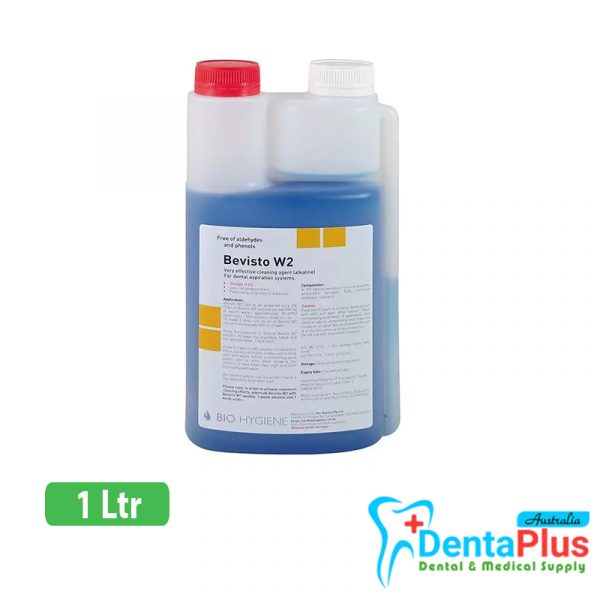 bevisto 1ltr - Suction Cleaner Bevisto W2 - (Alkaline) -1Ltr