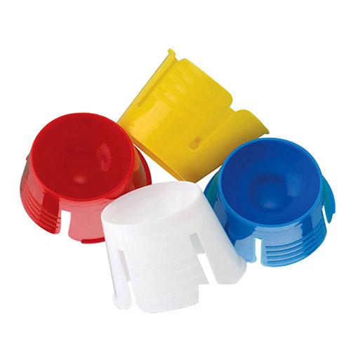 disposable dappen dishes 4 - Dappen Dish-Disposable - Asst Color, 100pcs/pkt