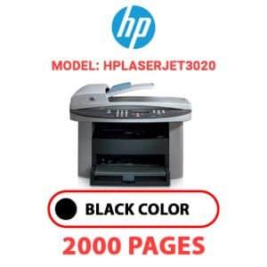 hplaserjet3020 - HP Printer