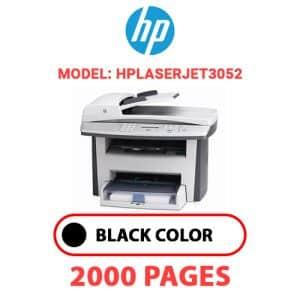 hplaserjet3052 - HP Printer
