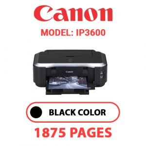 iP3600 1 - Canon Printer