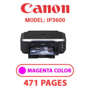 iP3600 3 - Canon Printer