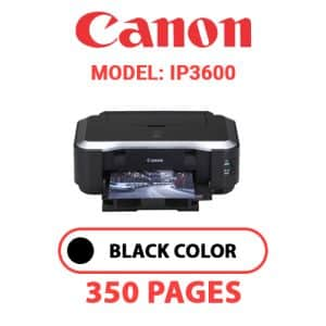 iP3600 - Canon Printer