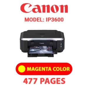 iP3600 4 - Canon Printer