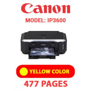iP3600 5 - Canon Printer