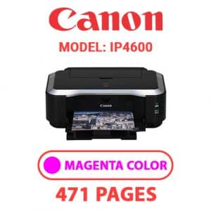 iP4600 3 - Canon Printer