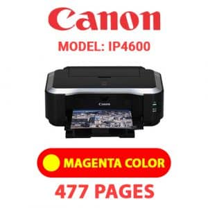 iP4600 4 - Canon Printer