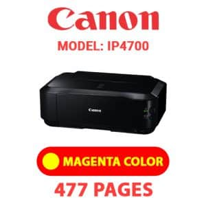 iP4700 4 - Canon Printer