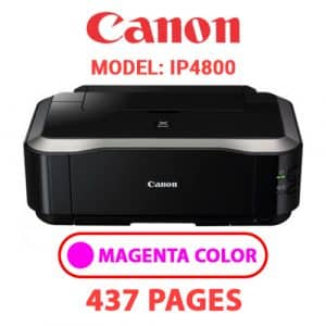 iP4800 3 - Canon Printer