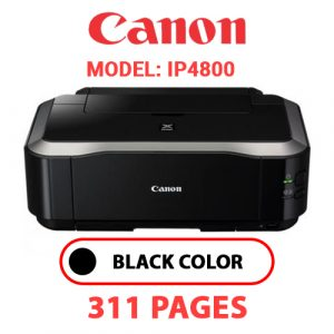 iP4800 - Canon Printer
