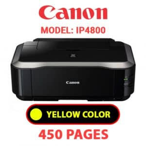 iP4800 4 - Canon Printer