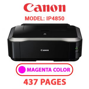 iP4850 3 - Canon Printer
