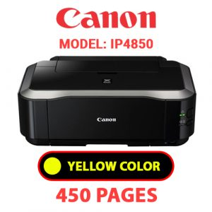 iP4850 4 - Canon Printer