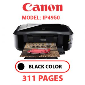 iP4950 - Canon Printer