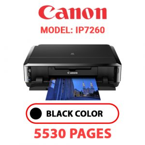 iP7260 1 - Canon Printer