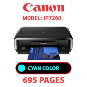 iP7260 2 - Canon Printer