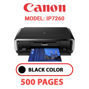 iP7260 - Canon Printer