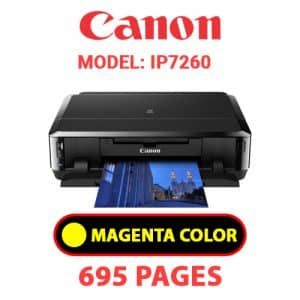 iP7260 4 - Canon Printer