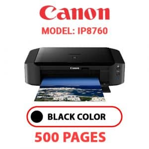 iP8760 - Canon Printer