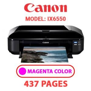 iX6550 3 - Canon Printer