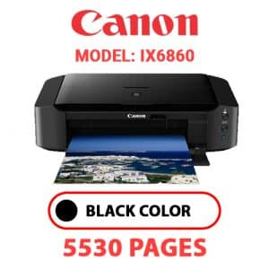 iX6860 1 - Canon Printer