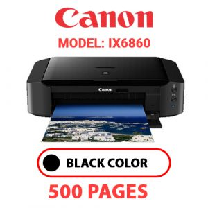 iX6860 - Canon Printer