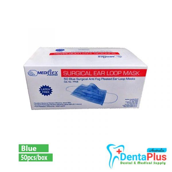 - Face Mask- Earloop- Mediflex (50pcs/box - 20box/ctn)
