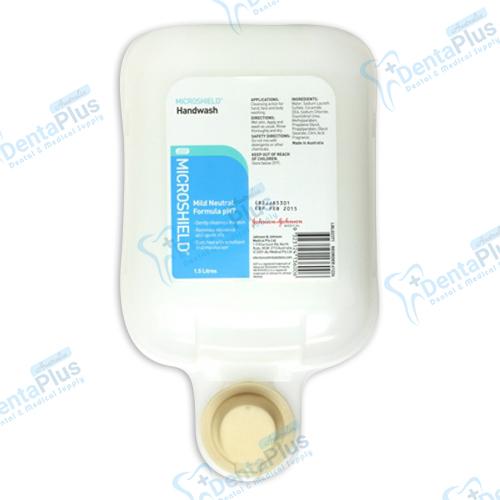 microshield handwash 1.5l 600x600 1 1 - Hand Wash (Microshield) - 1.5L Cassette, fits wall dispenser