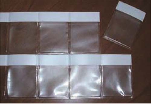 pocket - X Ray Film Pocket