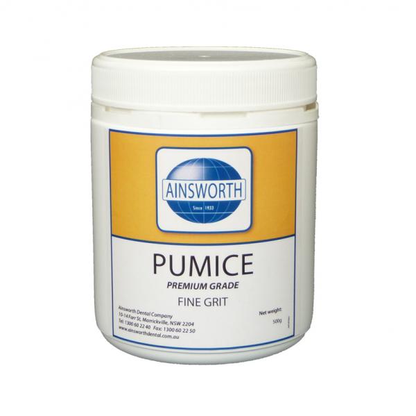 pumice - Pumice -Ainsworth-Fine Grit # 500g