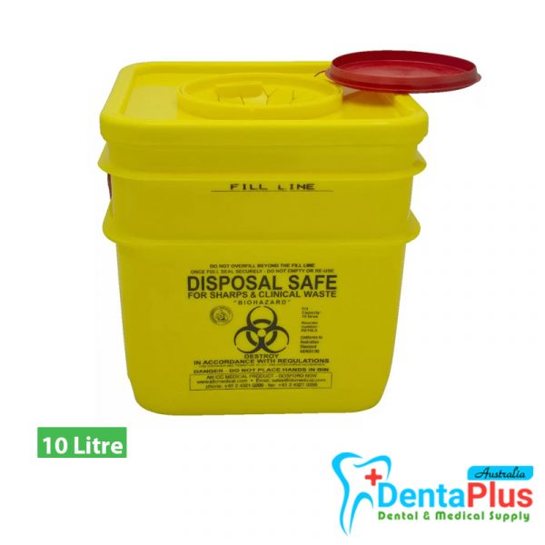 sharp container - Sharp Containers 10 Litre Snaptop