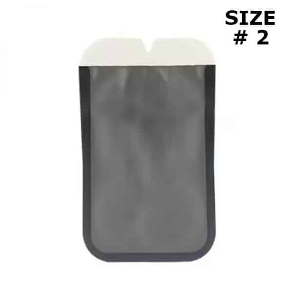 t o t te wpp1607152570977 - X Ray PSP Barrier Envelope Top Opening, Top Tearing - Size #2 100/pkt