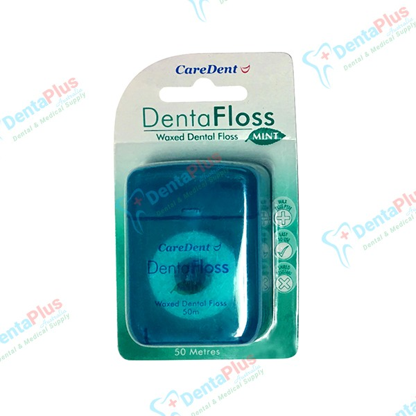 unnamed 2 - Dental Floss Mint (50M) - CareDent