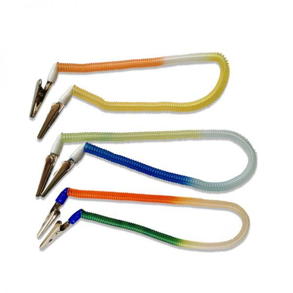 Bib holder Plastic 6 600x600 1 - Bib Holder Plastic Coxal Wire (Approx-50cm)