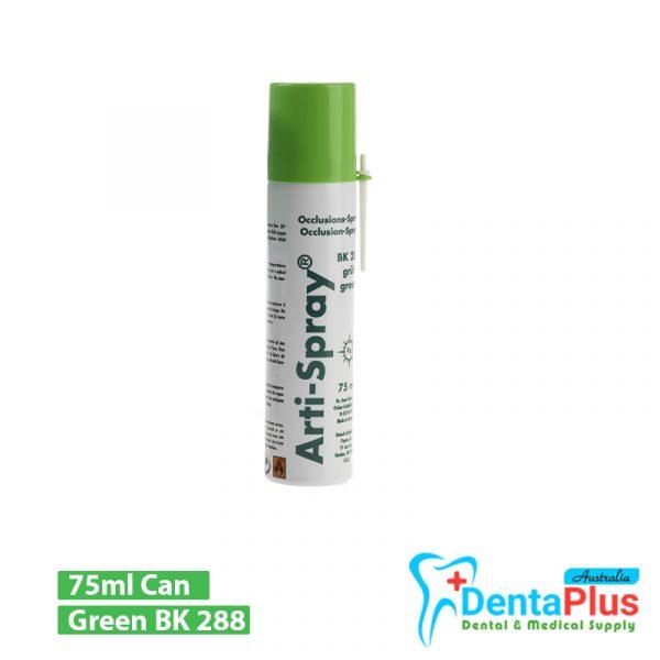 antyspray green - Arti Spray - (Green BK 288) - 75ml Can