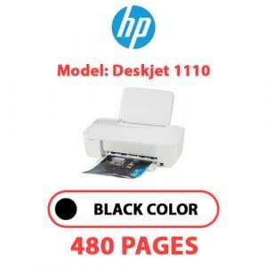 Deskjet 1110 - HP Printer