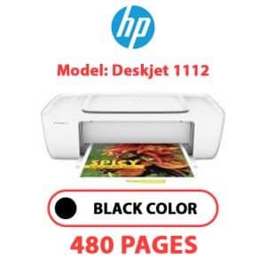 Deskjet 1112 - HP Printer