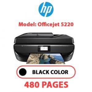 HP Officejet 5220 - HP Printer