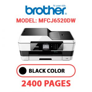 MFCJ6520DW - Brother Printer