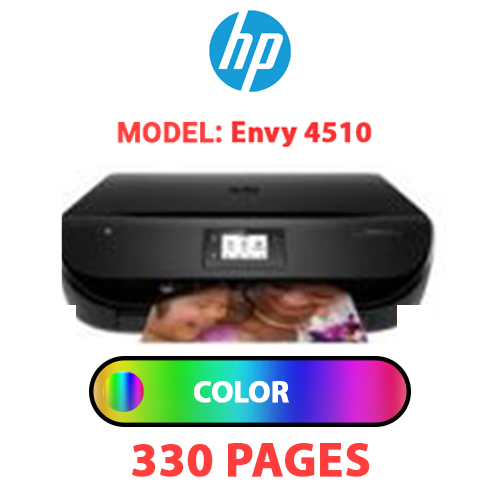 Envy 4510 1 - HP Envy 4510 - COLOR INK