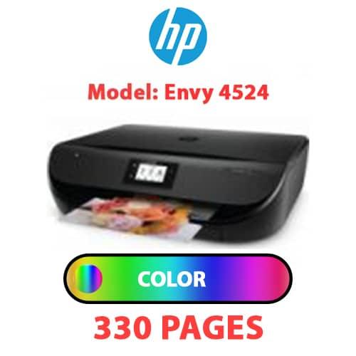 Envy 4524 1 - HP Envy 4524 - COLOR INK