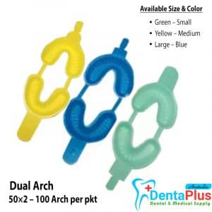 Fluoride Trays – Dual Arch - Dhamaka February Offer